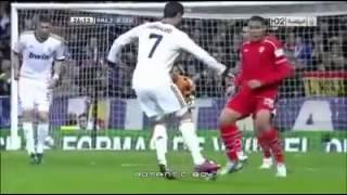 the best goal of cristiano ronaldo ; raouf khalif