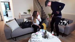 Bump! Episode 3 Danny & I Pack Our Bags!