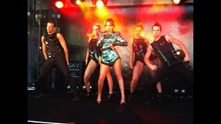 Samantha Jade Live Aria Awards 2013