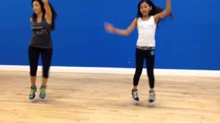 Rio 2 Samba Dance