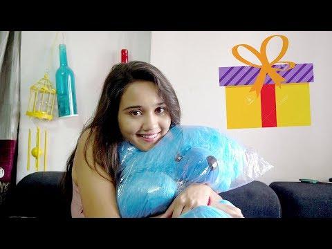 Xxx Mp4 Ashi Singh Unwraps Gifts From Fans UNCUT Yeh Un Dinon Ki Baat Hai 3gp Sex