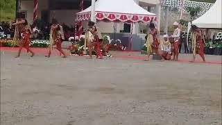 VIDEO : Intip Serunya Tarian Bululondong di Acara HUT ke-13 Sulbar