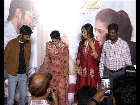 Dhanush & Kojal About VIP 2 Telugu Movie @ VIP2 PressMeet in Hyderabad | Raghuvaran Btech