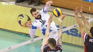 King of Left-handed Spikers ● Uros Kovacevic ● Top 30 | CWC2018
