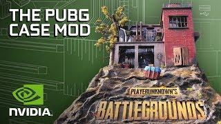 GeForce Garage - The PUBG Case Mod