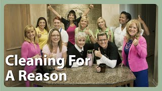 Women Fighting Cancer Get The Amazing Gift Of Free Cleaning