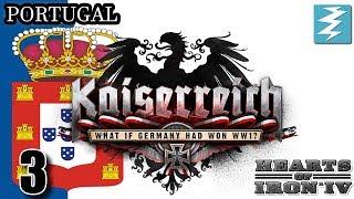 IBERIAN UNION ??? [3] Portugal - Kaiserreich Mod - Hearts of Iron IV HOI4 Paradox