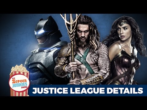 New Justice League Details What Do They Mean