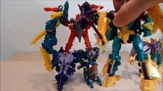 Transformers Prime Beast Hunters K.O. Oversized ABOMINUS Review