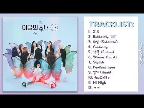 Xxx Mp4 FULL ALBUM LOONA LOOΠΔ 이달의 소녀 X X Repackage Album 3gp Sex