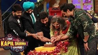 The Kapil Sharma Show - 22nd October 2017 | Full Launch Event | Sony Tv Kapil Sharma Comedy Show