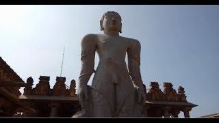 Statue of Gommateshwara, Shri Bhagwan Bahubali...