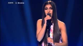 [DK] Karoline - Det her vi bor (Finalesang) [X Factor 2013 Finale] HD