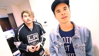 KIAN AND JC's NEW ROOMMATE!