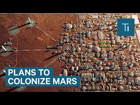 Xxx Mp4 Watch Elon Musk Reveal SpaceX S Most Detailed Plans To Colonize Mars 3gp Sex