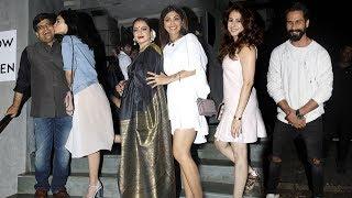 Jitesh Pillai's GRAND Birthday Party 2017 Full Video HD - Alia,Urmila,Rekha,Shahid,Shilpa