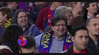 مباراة مجنونة بين  برشلونة وباريس سان جبرمان 6 1   دوري ابطال اوربا مبارات تاريخية