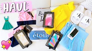 Huge Clothing Haul!! I Went Shopping Again..Oops