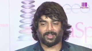 R Madhavan Comments on Fan and SRK