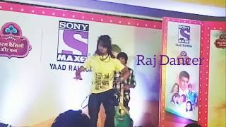 New Dance Nimoda Nimoda || Raj Dancer || Popping Style || Sony Max Show Live Performance