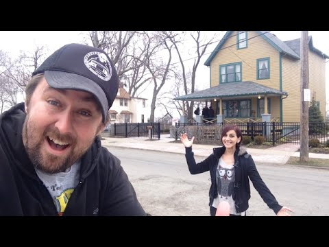 TheDailyWoo - 992 (3/20/15) A Christmas Story House