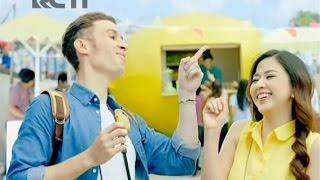 Iklan Komix Herbal Lemon - Turis Bule & Franda 30sec (2017)