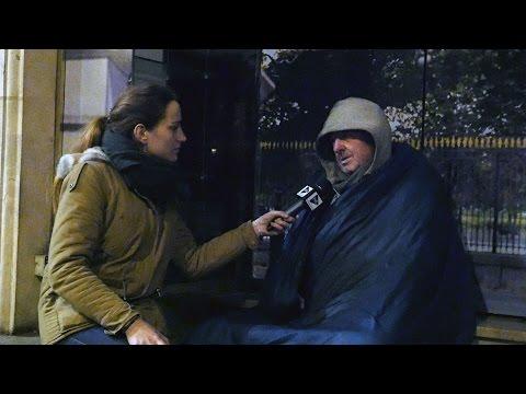 Témoins à charge  : SDF français ou migrants d'abord ?