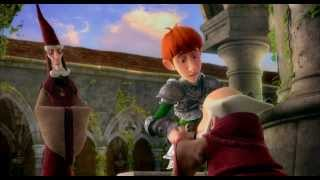 Justin, El Caballero Valiente - Justin and the Knights of Valour - Trailer Oficial Doblado (HD)