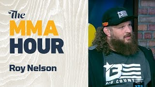 Roy Nelson Plans to Win Bellator Heavyweight World Grand Prix, Fight Two More Years