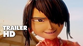 Kubo and the Two Strings - Official Film Trailer 2016 - Charlize Theron Movie HD