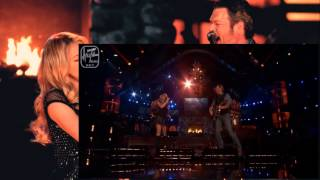 [vietsub] Need You Now - Shakira ft Blake Shelton