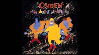 Queen - A Kind of Magic [1986] - Full Album