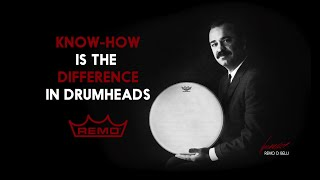 Remo: Know How Is The Difference In Drumheads