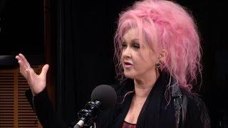Cyndi Lauper talks Donald Trump