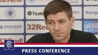 PRESS CONFERENCE | Gerrard & Candeias | 04 Dec 2018