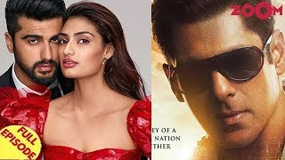 Arjun & Athiya don't talk due to Malaika? | Salman Khan peeps into 90's with Bharat's look & more