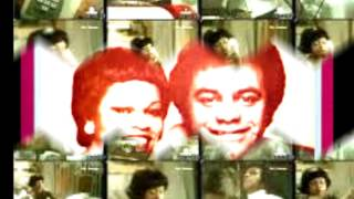 JOHNNY MATHIS & DENIECE WILLIAMS Too Much Too Little Too late
