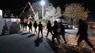 Police Training College in Quetta Attacked By Terrorists - Express News