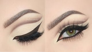 ♡ Classic Matte Cut Crease ♡ Make Up Tutorial | Melissa Samways ♡