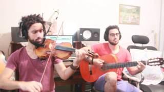 Mawtini - موطني (cover by Ahmed Mounib & Sam Emil)