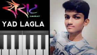 Yad Lagala Song on piano by Tejas Thakur