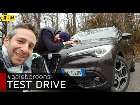 Alfa Romeo Stelvio L abbiamo provata anche noi