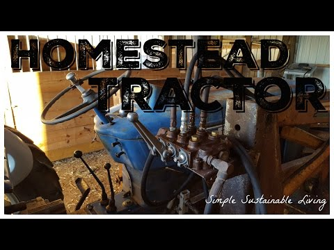 Homestead Tractor - What should you look for?