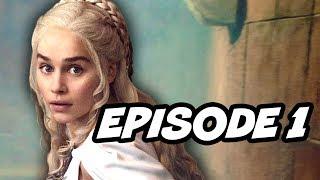 Game Of Thrones Season 5 Episode 1 - TOP 10 WTF