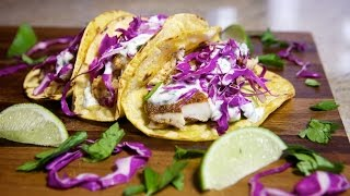 How To Make Fish Tacos