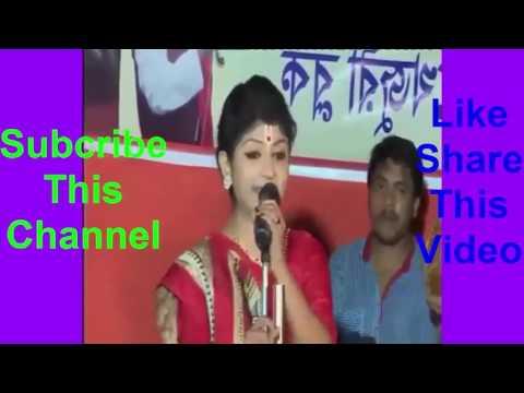 Indian Kirton Singer Aditi Munshi Live Programm -2016