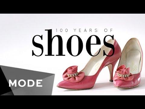 100 Years of Fashion Heels ★ Glam