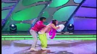 Lux Dance India Dance Season 1 Ep.28 - Jai Kumar Nair & Sunita Gogoye