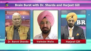 Low level of allegations in Indian Elections 2019 @Brain Burst with Dr Sharda & Harjeet Gill @TAG TV