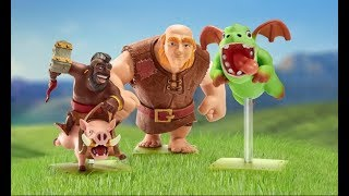 Introducing: Clash of Clans Figures 2.0